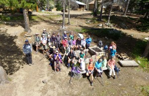 Cathedral Park Campout 2015